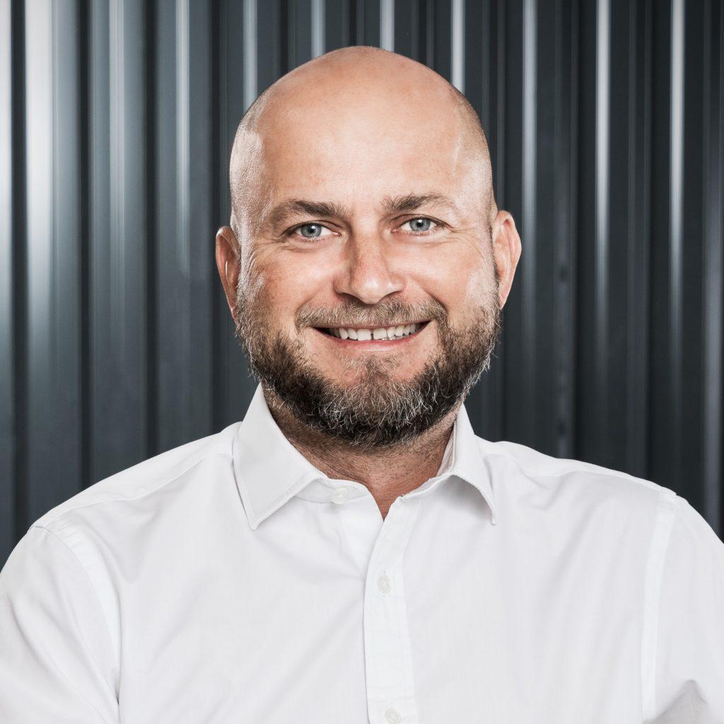 Martin Scheuch, MRICS